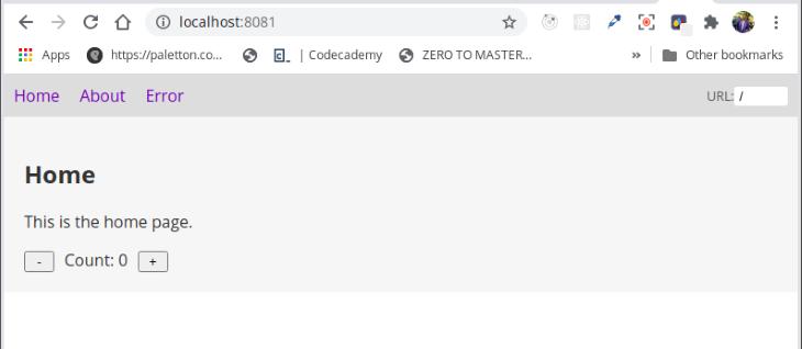 Preact WMR Default Page