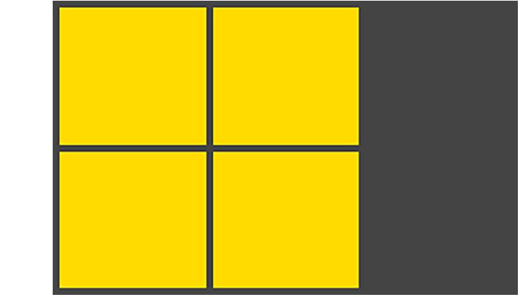 A Grid area. Image courtesy of CSS Tricks' Almanac.