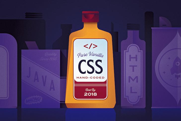 You Shouldn't Be Writing Vanilla CSS