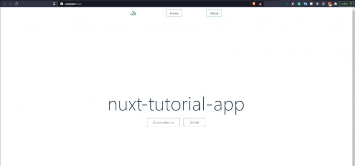 Nuxt-tutorial-app