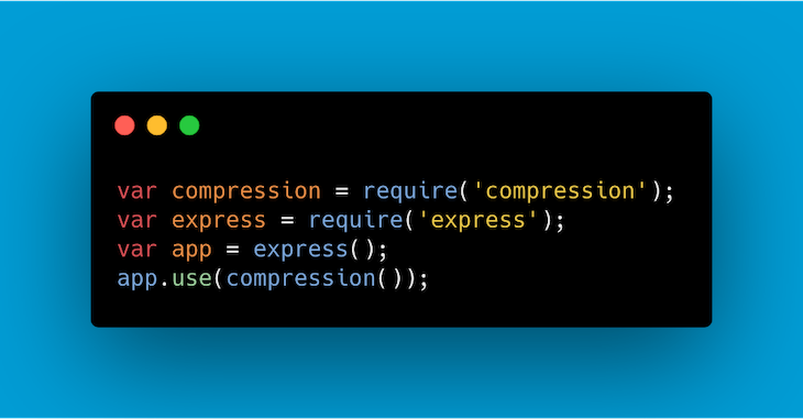 Gzip Compression With Express