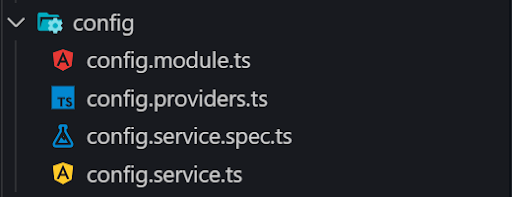 NestJS File Structure Example