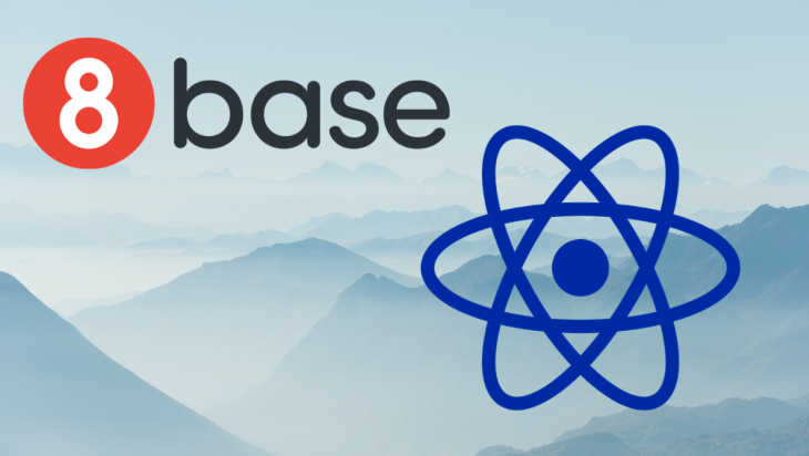 How to build an ecommerce website with 8 base and React
