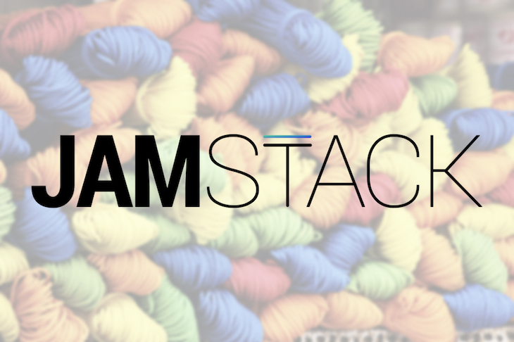 Introducing The RE:JAMstack