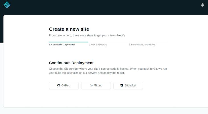 Connecting Netlify To GitHub