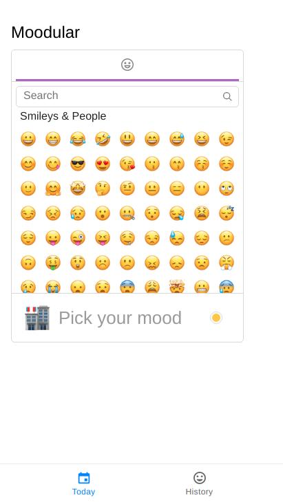 Emoji Picker Preview
