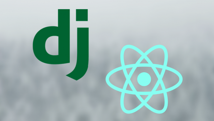 Django with React