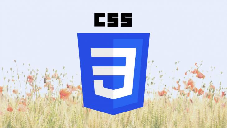 CSS flower