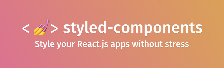 Styled-components Logo Banner