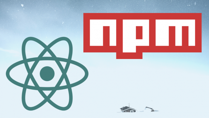 Learn how to add a React to NPM using Github