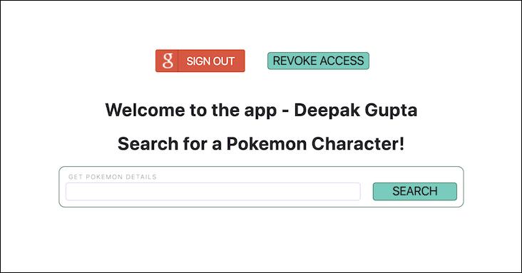 JAMstack App Authentication After Login