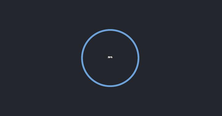 Circular Progress Component Strokes