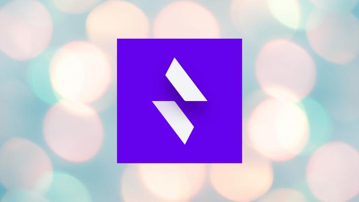 The Blitz.js logo.