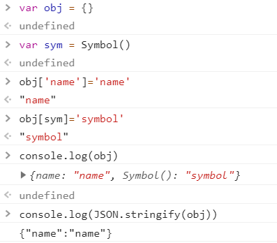 Converting an Object to a JSON String