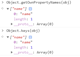 No Symbols in Object Results