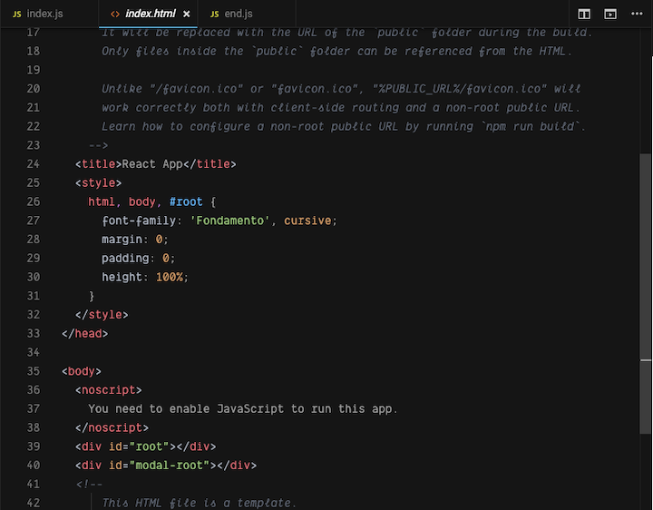 React createPortal Rendering a Component
