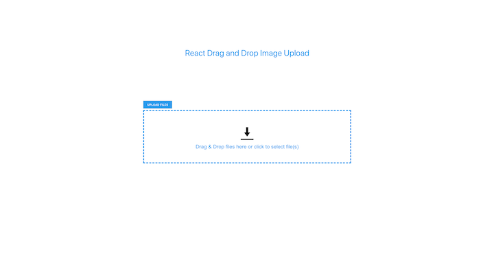 Display Upload Button