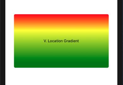 v location gradient