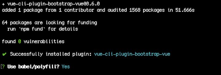 Bootstrap Installation With Babel Enabled