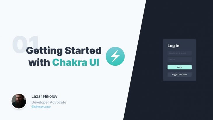 Chakra UI Homepage