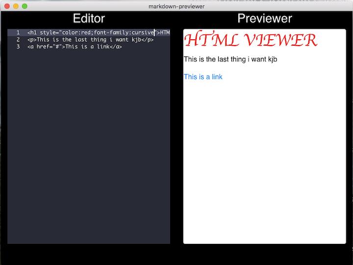Converting Code to HTML