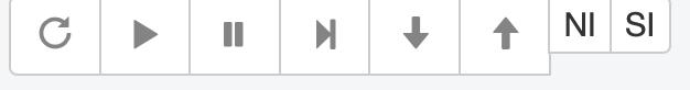 keyboard shortcut buttons