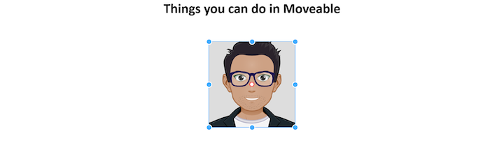Moveable With Scalable