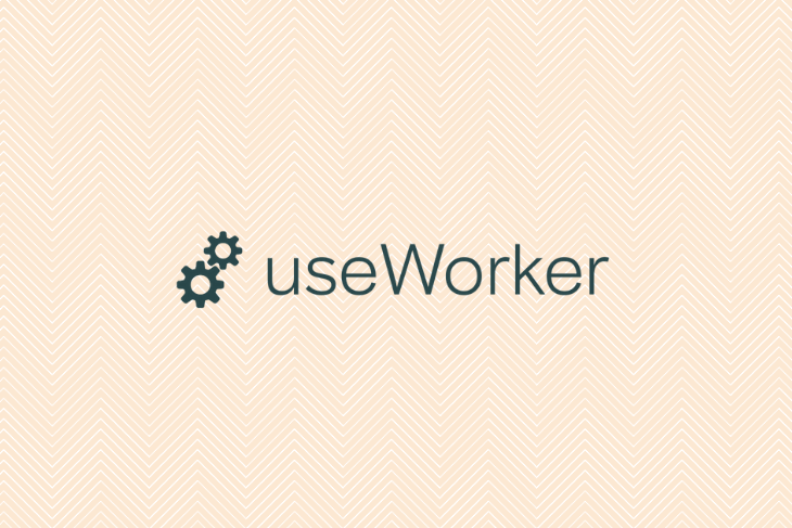Why You Should Be Using useWorker