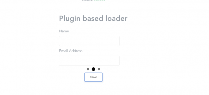 Plugin based loader.