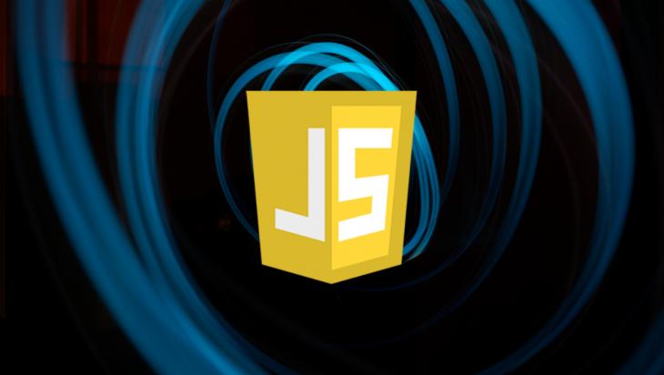 The JavaScript logo.