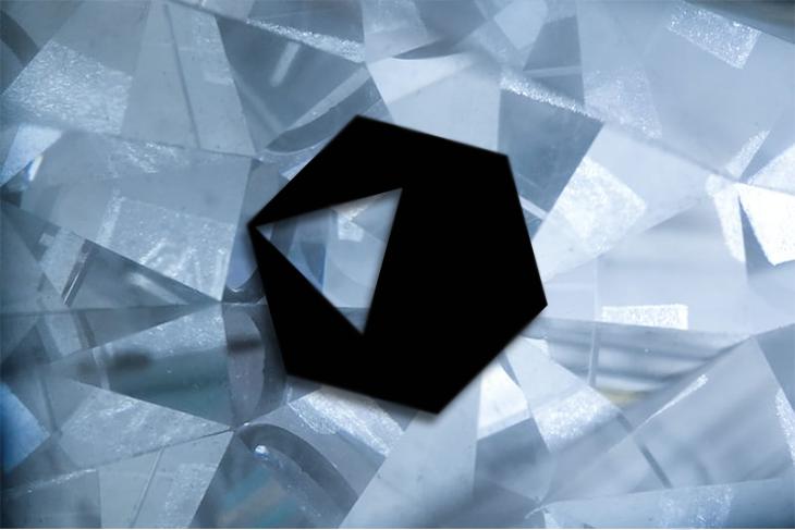 The Crystal logo.
