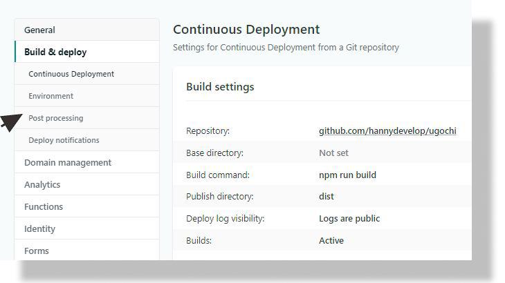 Continuous deployment.