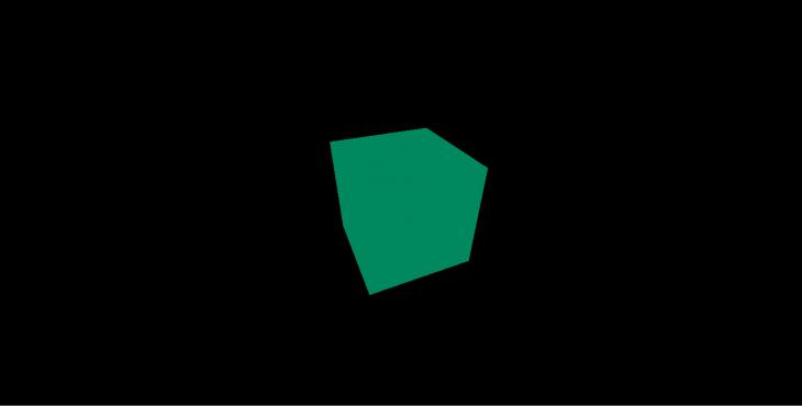 threejs light renderer example