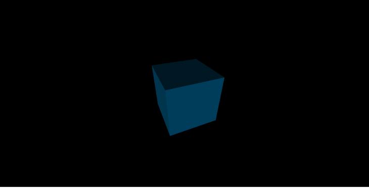 threejs light rendering