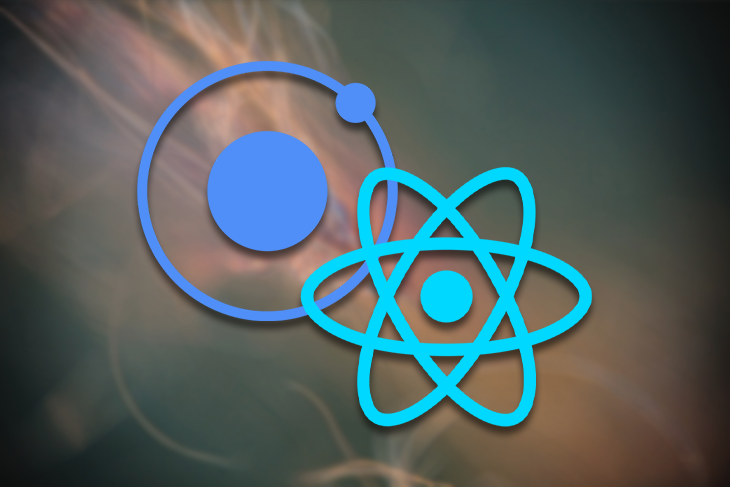 Writing an Android App with Ionic React