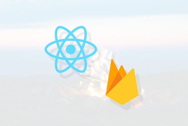 React and Firebase Logos