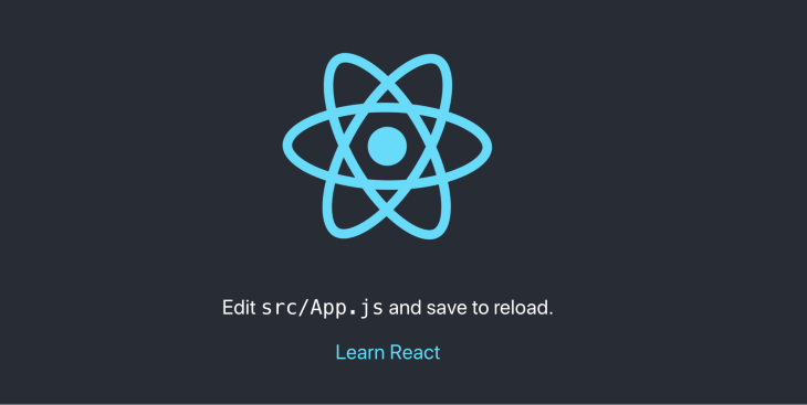 React App Starting on localhost