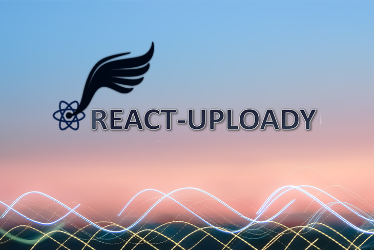 React Uploady Logo