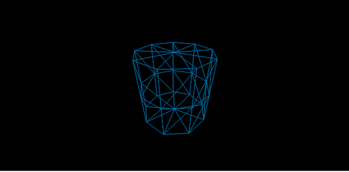 Three.js: Cylinder Sized Using heightSegments
