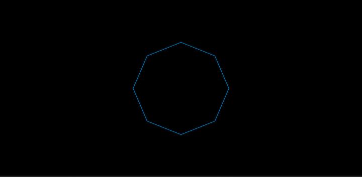 Three.js: RingGeometry
