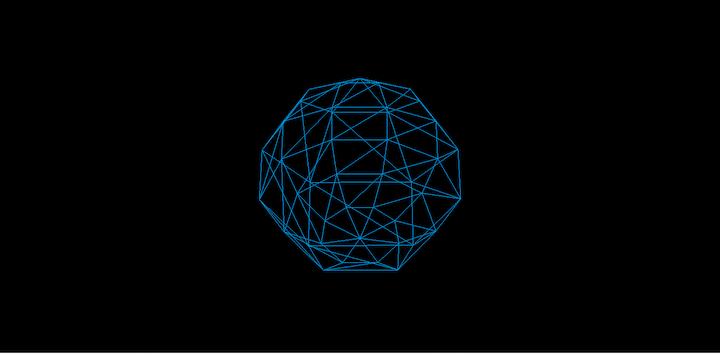 Three.js: Sphere With Radius Set to 20