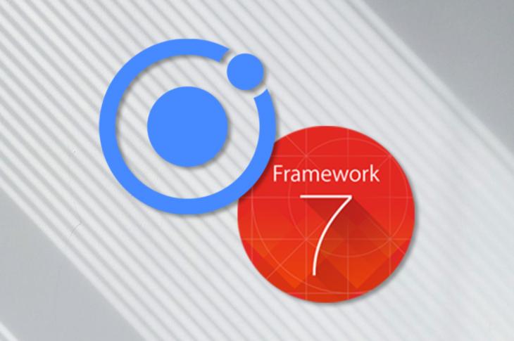 Framework7-vs-Ionic