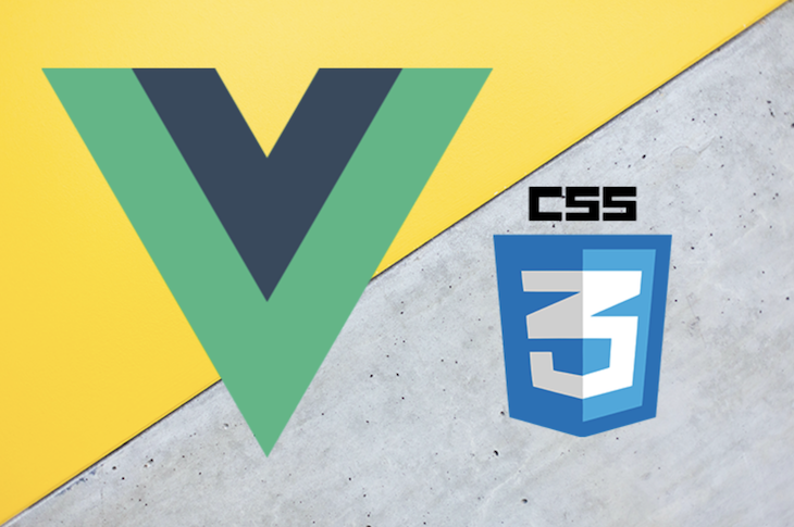 Styling a Vue.js application using CSS