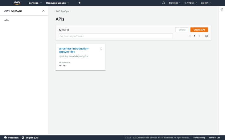 Create API Page