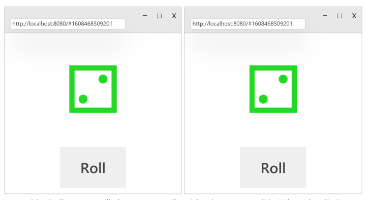 Dice Roller Example