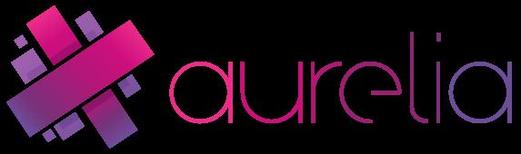 Aurelia Logo Graphic