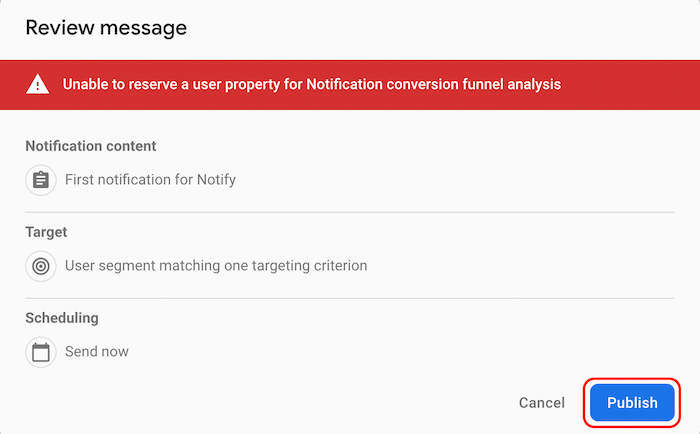 Firebase and Flutter FCM: Review Push Notification Message