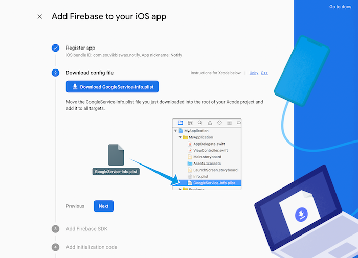 Download GoogleService-Info