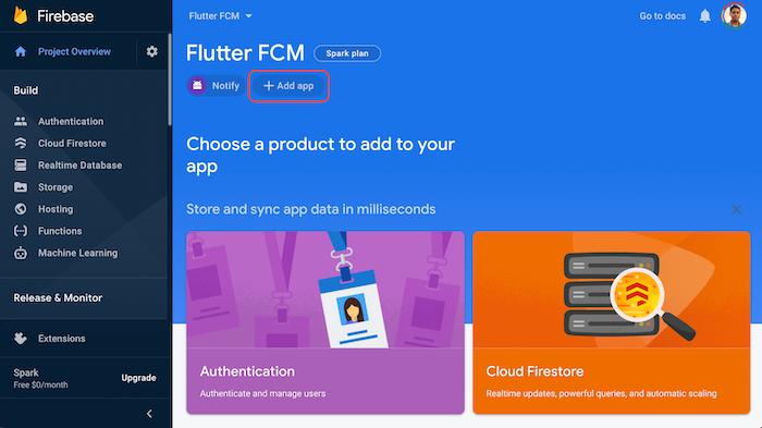 Firebase and Flutter FCM iOS Integration
