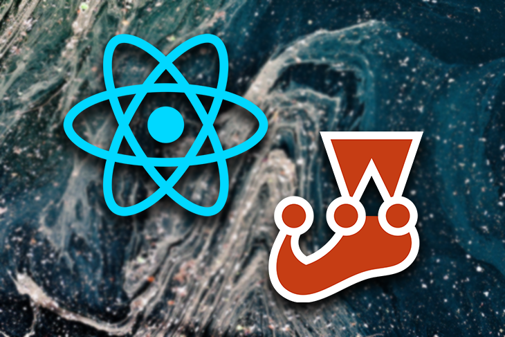 React and Jest Logos
